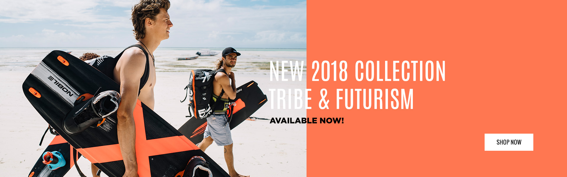 Tribe and Futurizm 2018