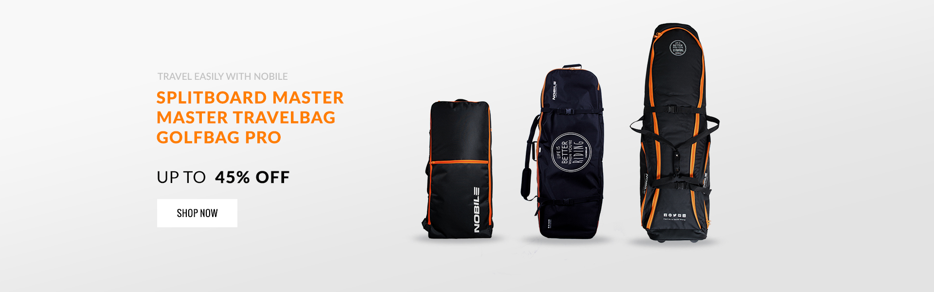 Travel Bags Promo