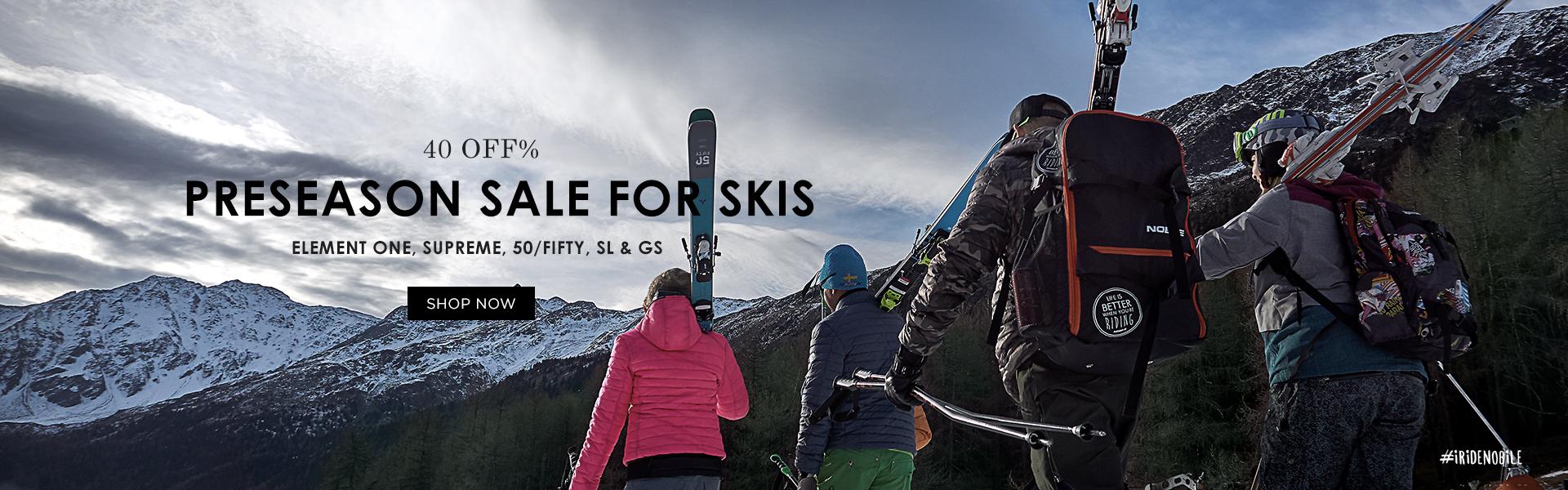 Skis 2016 Sale (C)