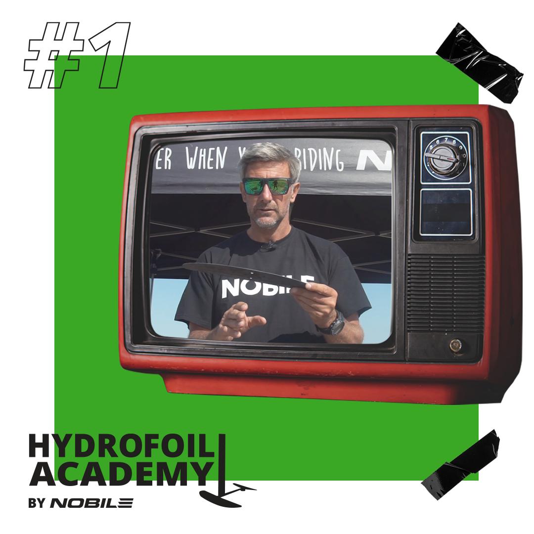 Hydrofoil Academy Part 1