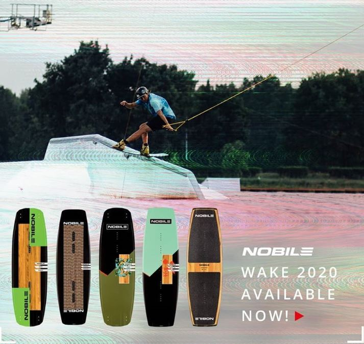 2020 Wakeboards collection