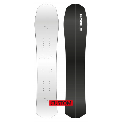 NOBILE SNOWBOARD 2021 N7 SPLIT - V1 shape (Diamond Tail) - CUSTOM