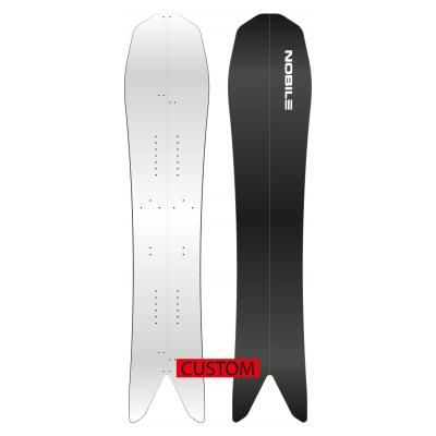 NOBILE SNOWBOARD 2021 N7 SPLIT - V2 shape (Swallow Tail) - CUSTOM