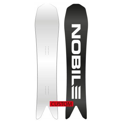 NOBILE SNOWBOARD 2021 N7 - V2 shape (Swallow Tail) - CUSTOM
