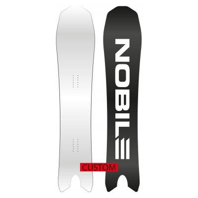 NOBILE SNOWBOARD 2021 N7 - V3 shape (Moon Tail) - CUSTOM