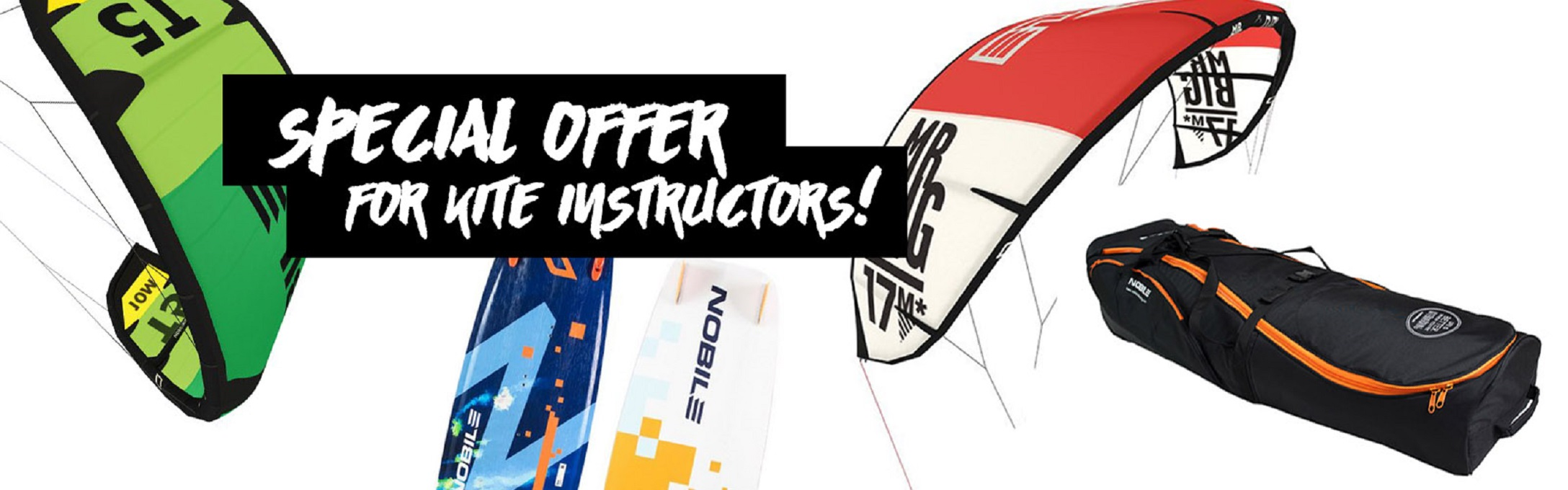 Instructor kite - promo (HP)