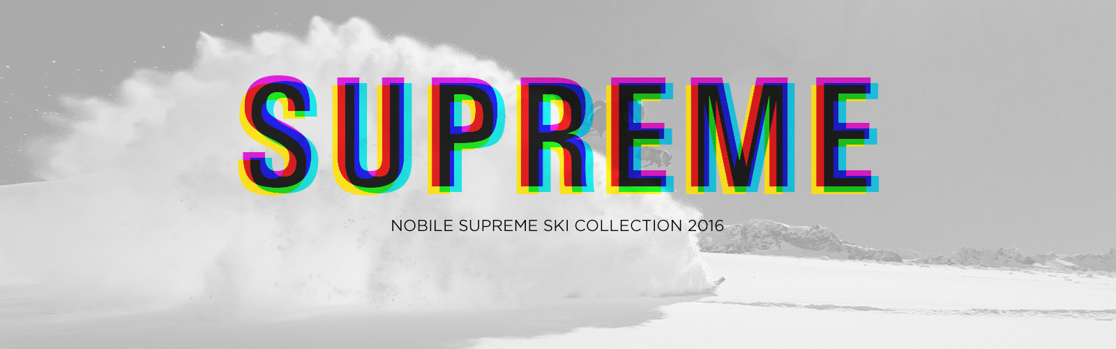 SUPREME SKIS 2016/17 (C)
